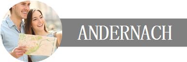 Deine Unternehmen, Dein Urlaub in Andernach Logo
